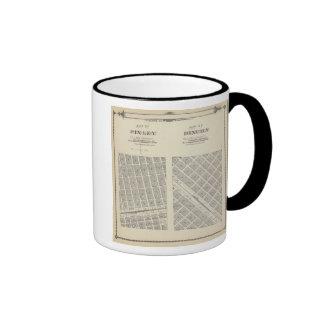 Pixley, Dinuba Ringer Mug