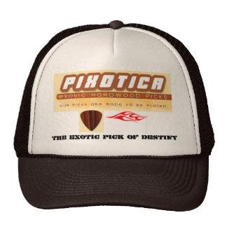 PIXOTICA EXOTIC PICK OF DESTINY TRUCK~R HAT