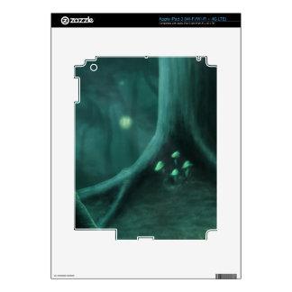 pixy forest fantasy iPad skin
