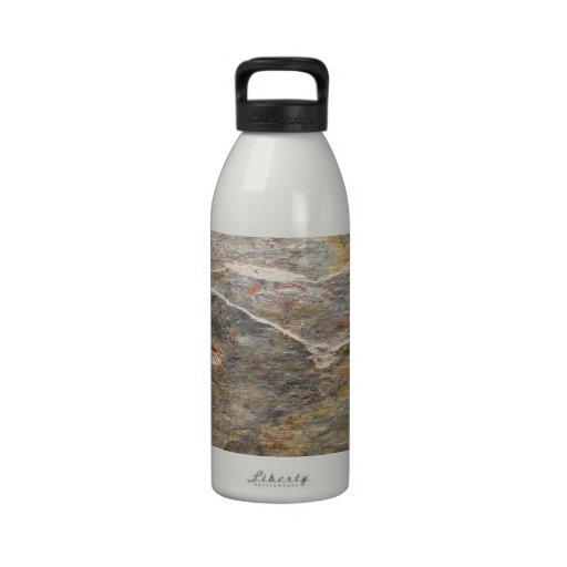 Pizarra Botella De Agua