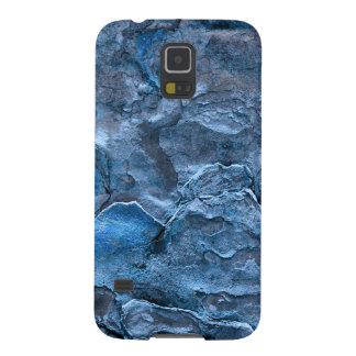 Pizarra azul carcasas de galaxy s5