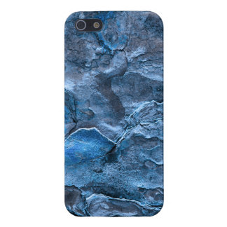 Pizarra azul iPhone 5 fundas