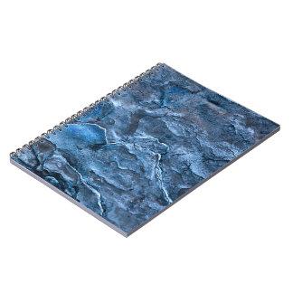 Pizarra azul