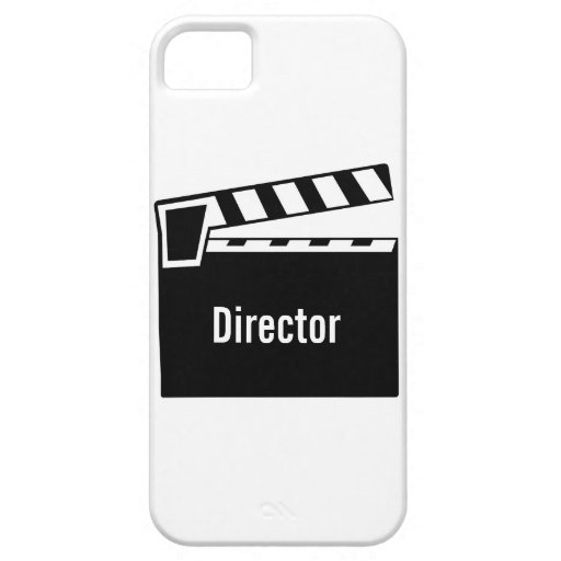 Pizarra Clapperboard de la película Funda Para iPhone SE/5/5s
