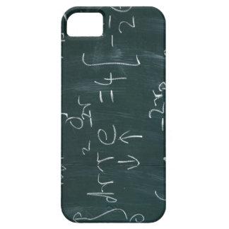 Pizarra de la matemáticas funda para iPhone SE/5/5s