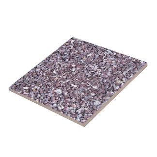 Pizarra de la piedra caliza del ciruelo teja cerámica