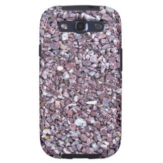 Pizarra de la piedra caliza del ciruelo galaxy s3 carcasa