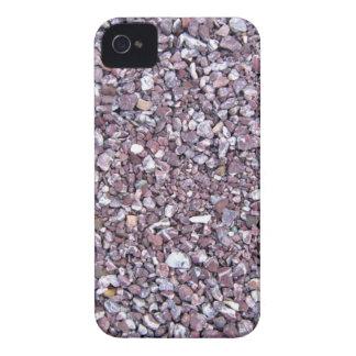 Pizarra de la piedra caliza del ciruelo iPhone 4 Case-Mate cobertura