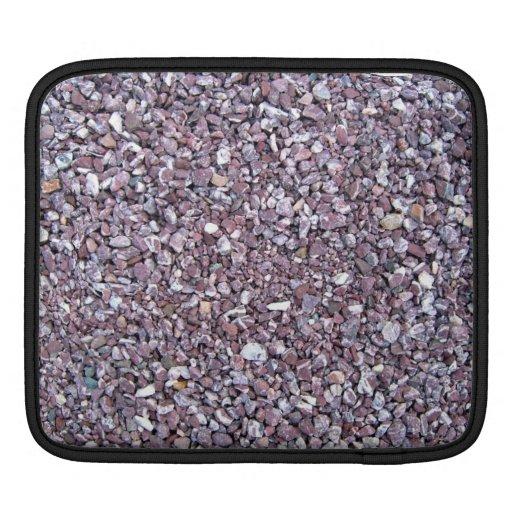 Pizarra de la piedra caliza del ciruelo funda para iPads