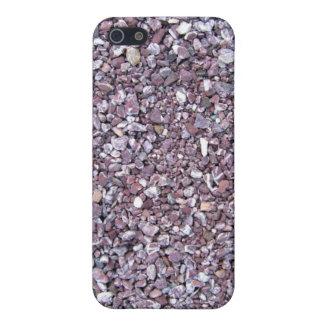 Pizarra de la piedra caliza del ciruelo iPhone 5 cobertura