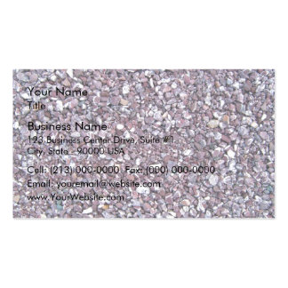 Pizarra de la piedra caliza del ciruelo plantillas de tarjetas de visita