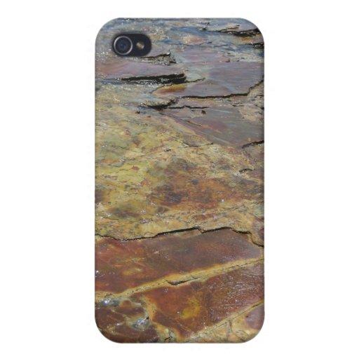 Pizarra de la piscina de la marea iPhone 4 funda