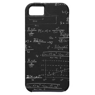 Pizarra de las estadísticas iPhone 5 carcasa