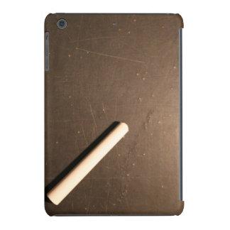 Pizarra del vintage con la tiza - caso de Ipad Funda Para iPad Mini Retina