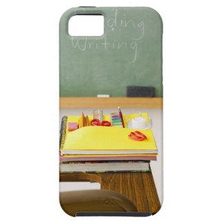 Pizarra en sala de clase iPhone 5 carcasas