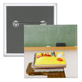 Pizarra en sala de clase pin