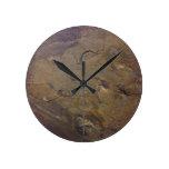 Pizarra Reloj De Pared
