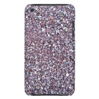 Pizarra rosada de la piedra caliza del ciruelo iPod touch cárcasas