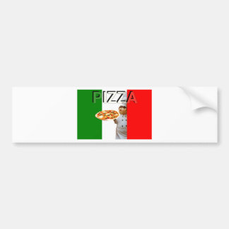 pizza-1218-vf bumper sticker