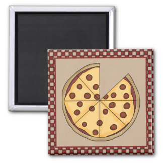 pizza 1 magnet
