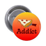 Pizza Addict Buttons