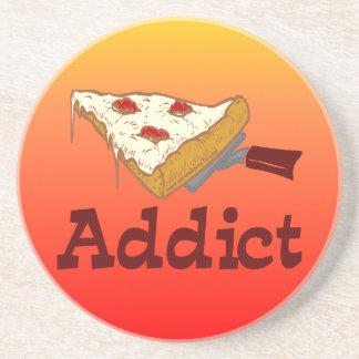 Pizza Addict Coasters