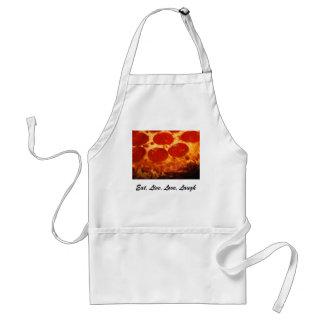 Pizza Adult Apron