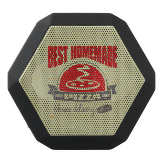 Pizza Altavoces Bluetooth Negros Boombot REX