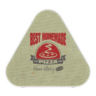 Pizza Altavoz Bluetooth
