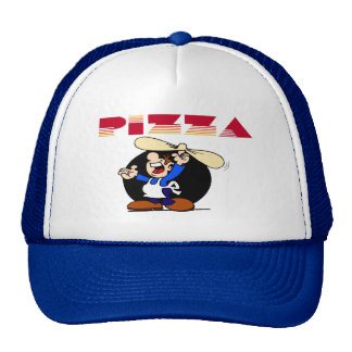 Pizza and Baker Trucker Hat