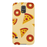 Pizza and donuts galaxy s5 cases