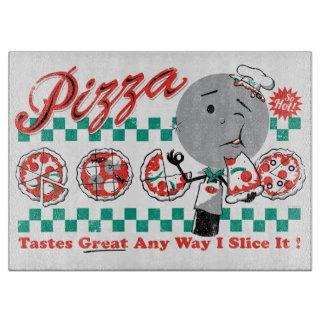 Pizza Any Way I Slice It Reto Cutting Board