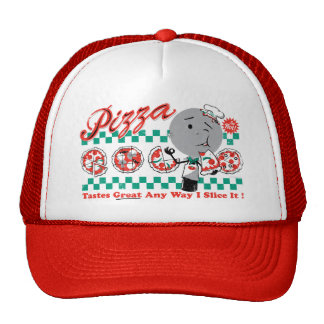 Pizza Any Way I Slice It Retro Hat