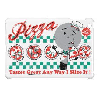 Pizza Any Way I Slice It Retro iPad Mini Case