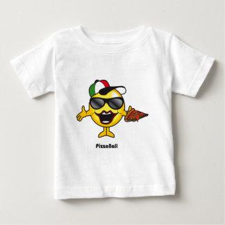 Pizza Ball Baby T-Shirt