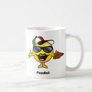 Pizza Ball mug