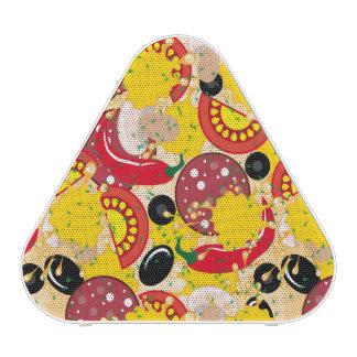 Pizza Bluetooth Speaker