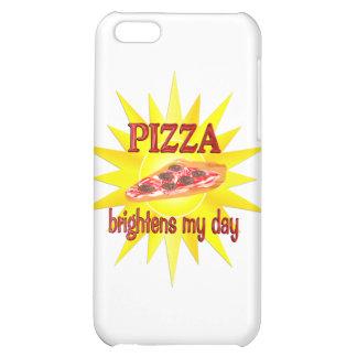 Pizza Brightens Case For iPhone 5C