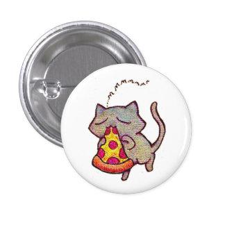 Pizza Cat! Button