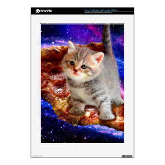 pizza cat - cute cats - kitty - kittens skins for PS3 console