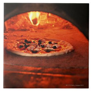 Pizza Ceramic Tile