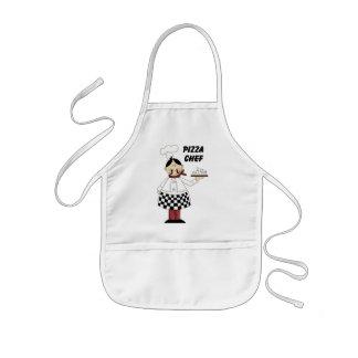 Pizza Chef Kids' Apron