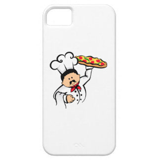 PIZZA CHEF iPhone 5 CASE