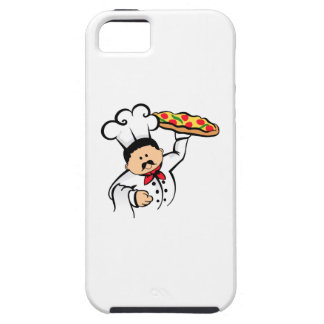 PIZZA CHEF iPhone 5 CASES