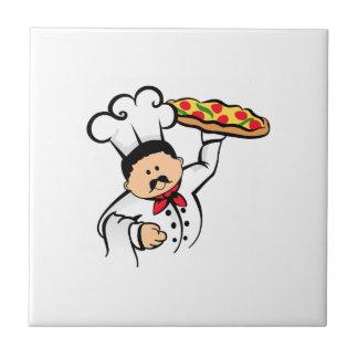 PIZZA CHEF CERAMIC TILE