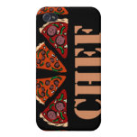 Pizza Chef iPhone 4/4S Covers