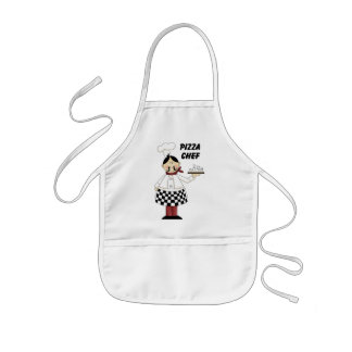 Pizza Chef Kids' Apron
