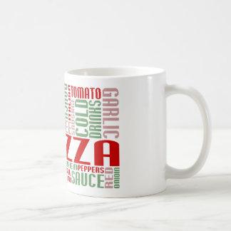 pizza chitChat Coffee Mug