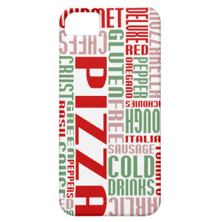 pizza chitChat iPhone SE/5/5s Case