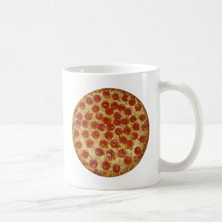 Pizza Classic White Coffee Mug